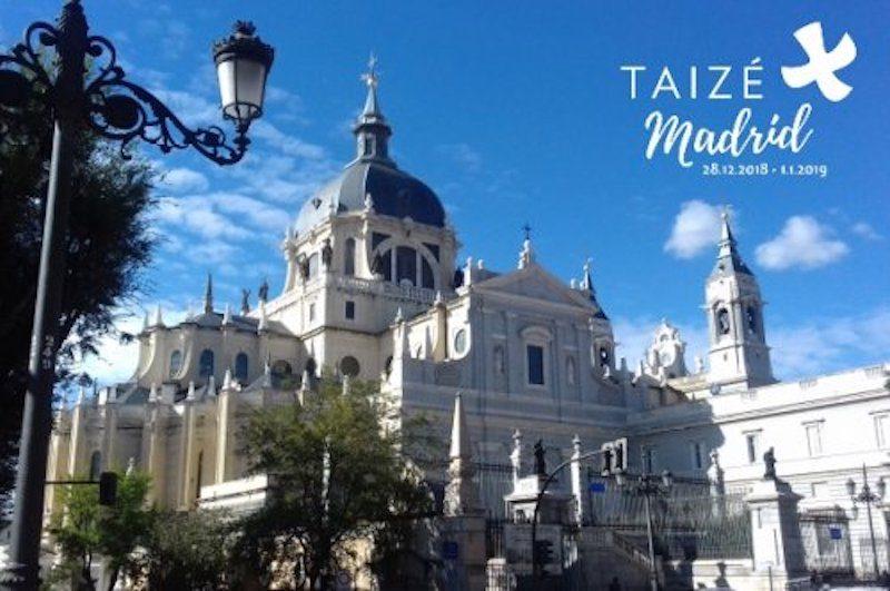 capodanno con la comunita di taizè a madrid